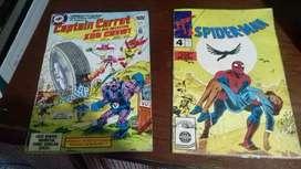 Buku komik  super hero stanley 2 pcs