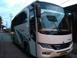 Bus Medium Canter 136 PS Karoseri KAS 33 seat