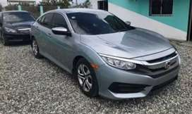 New Honda civic and toyota corolla on rent with or without driver