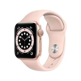 Apple Watch Series 6 Pink Color strap