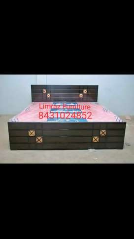 Mexican double cot with 5 years warranty (COD)