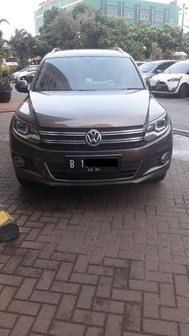 Dijual Volkswagen Tiguan TSI SUV Tahun 2014