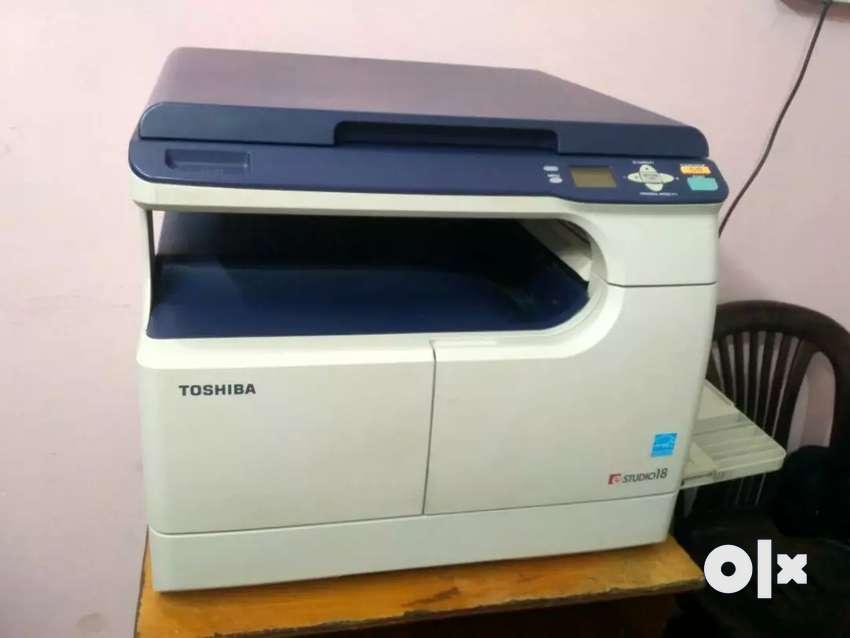 Toshiba e Studio 18 Digital Photocopier Machine. ( Reconditioned) 0