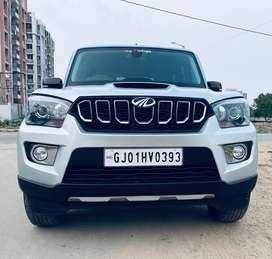 Mahindra Scorpio S11, 2018, Diesel