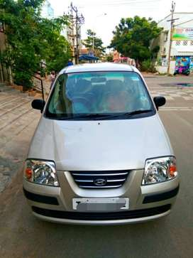 Hyundai Santro 2007-Get On Just 20% Down Payment...