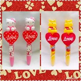 Pulpen Love Hello Kitty & Pooh