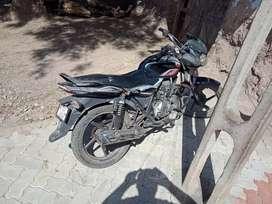 100 cc bike self start