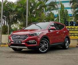 Hyundai Santa Fe Diesel 2.2L AT 2016 Termurah