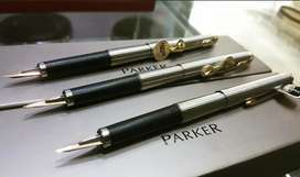 Parker 180 gold nib fountain pen