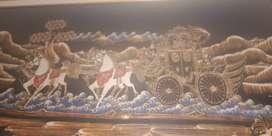 Lukisan kereta kencana