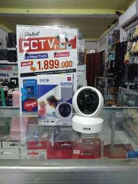 IP cam SPC CCTV Wifi Wireless SMART BABYcam