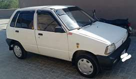 Mehran Total Genuine Family use .Engine+ Suspension 10/10.Tyres new