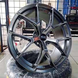 Velg Mobil Xpander,Innova,Brv,Crv,Hrv Ring 19 Lebar 8,5 Pcd 5x114,3 HB