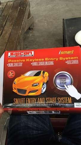 Starter tombol innova, passive keyless entry system
