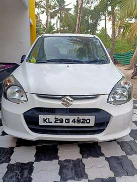 Alto 800 LXI ,Good condition,Good mileage,Single oner
