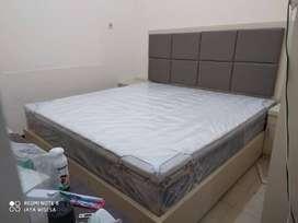 Interior Dipan Tempat Tidur Minimalis
