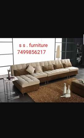 S S . furniture and work