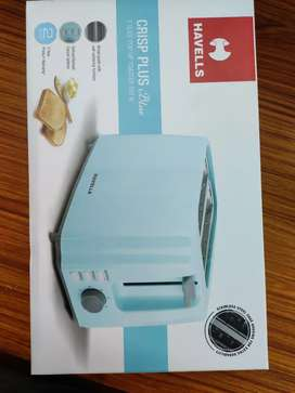 Brand new Havells bread toaster