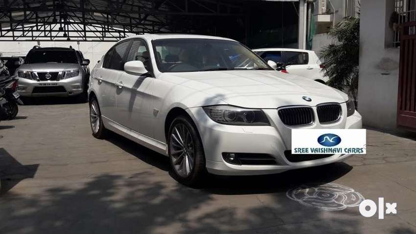 Bmw 3 Series 320d Sedan, 2012, Diesel 0