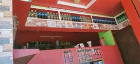 Juice and burgers shop at SIT college back gate first building