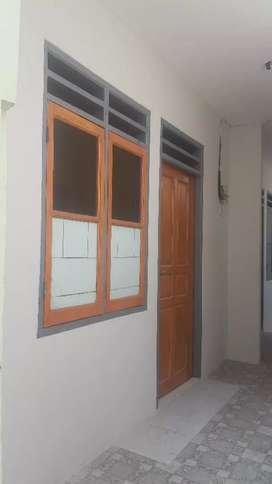 Rumah Kontrakan Bulanan Unit Baru Lokasi di Meruya Selatan Jakbar