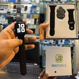 Smart Watch 5 Available In Stock * Calling Feature*Home Delivery