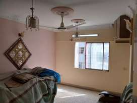 FLAT 2BED+DD ON PRIME LOCATION OF GULISTAN-E-JAUHAR AVAILABLE ON RENT.