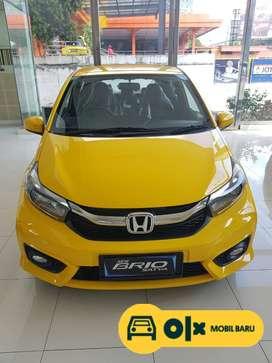 [Mobil Baru] NEW HONDA BRIO SATYA E 2020