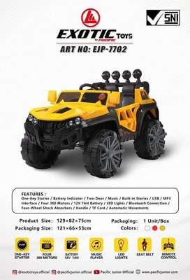 Mobil Aki Jeep New