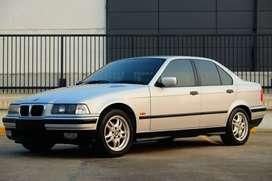 BMW E36 323i AT 1997 ASC LOW KM