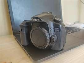 Canon 60d BO no vignet