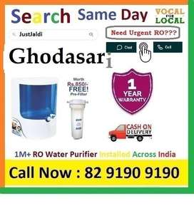 Ghodasar Dolphin RO Water Purifier Water Filter  Drink CLean Water.  C