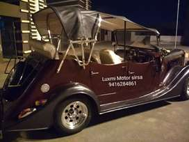 Modify Vintage Car