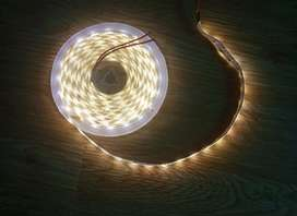 LED Light Strip With 12V Adapter 'Warm White Colour'