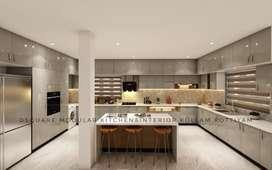 Dsquare modular kitchen&interior kollam,kottiyam