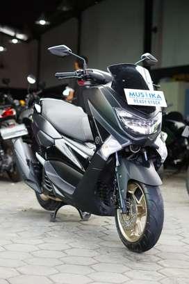 Yamaha Nmax 2018 N Kota , Hitam Doff favorit Zaky Mustika Motor