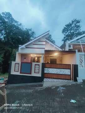 Dijual Rumah Minimalis 465jt nego full perabot