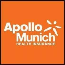 Belgaum - Apollo Health insurance- Sales -Degree pass&Above