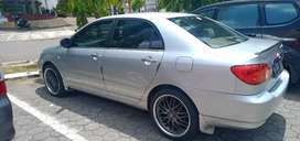 Toyota altis 2001 metic terawat