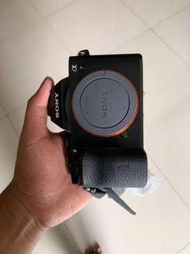 Kamera Sony a7 second body only
