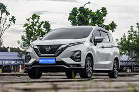 [OLX Autos] Nissan Livina 2019 VL 1.5 Bensin A/T Putih #Power Auto ID