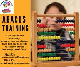 Abacus training classes in Thanjavur