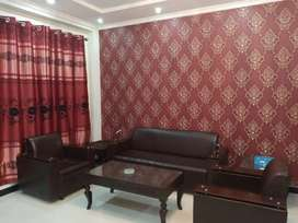 E 11 Maka tower 1 bed flat full furnished available for rent