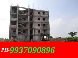 2bhk flat available for sell at sunderpada-jatni road side apartment.