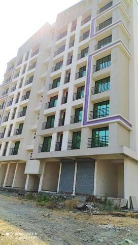 Book your flat and get rent per month in mumbra TMC complex