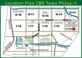 Cbr phase 2 prime block.development work started price going to up .