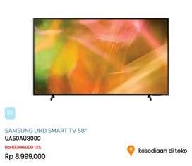 SAMSUNG UHD SMART TV 4K 50inci