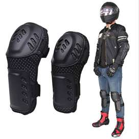 Men Women  4pcs Cycling Driving Elbow Cover Off-Road Safety Sports