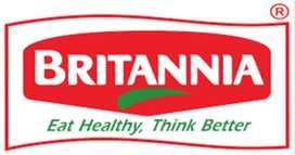 full time job in britannia foods