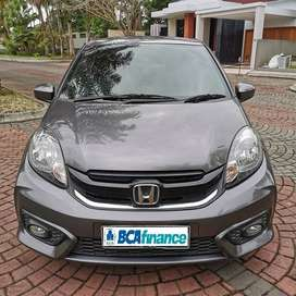 [DP31JT] Honda Brio E Ckd AT 2017 bs kredit